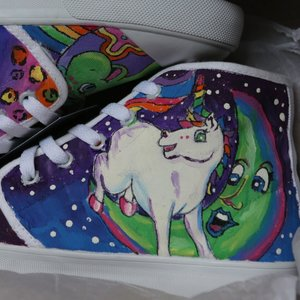 unicorn shoes